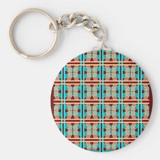 k Artisanware Design Keychain