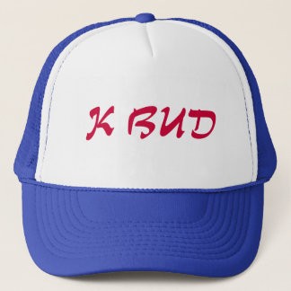 K BUD TRUCKER HAT
