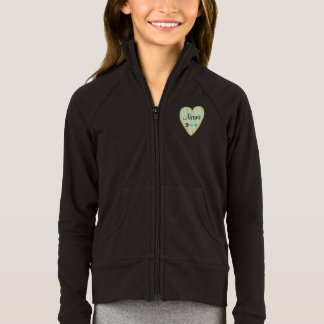 K&C Marie Dance Company Warm Up Jacket