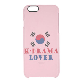 K-Drama Lover iPhone 6/6s Clearly™ Deflector Case