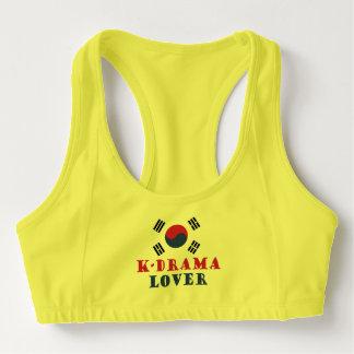 K-Drama Lover Sports Bra