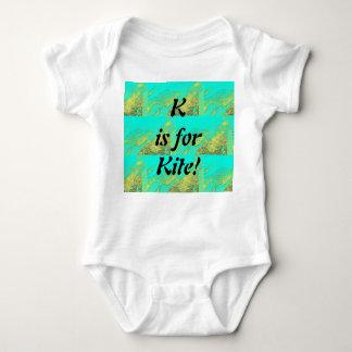 K is for Kite Bodysuit