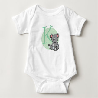 K is for Koala Baby Bodysuit