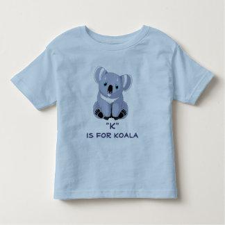 K is for Koala Shirt