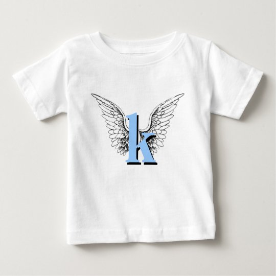 K is for your first or last name baby T-Shirt