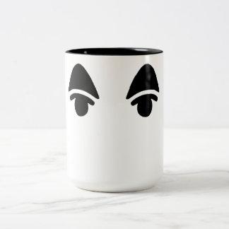 K.K. Slider eyes mug