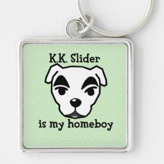 K.K. Slider ice my homeboy key chain