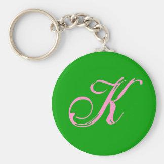 , K Keychain