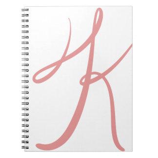 K Notebook - Letters to Keller Series