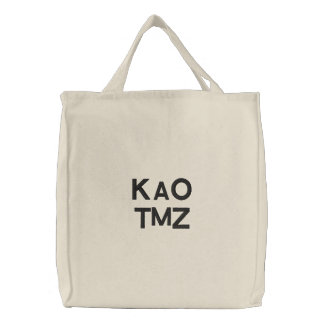 K O T Z, AM EMBROIDERED BAG