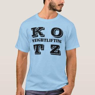 K OT Z, WEIGHTLIFTING T-Shirt