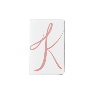 K Pocket Journal - Letters to Keller Series