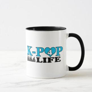 K-POP 4 LIFE MUG