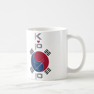 K-POP ALA KOREA COFFEE MUG