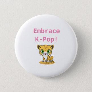 K-Pop button