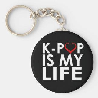 K-POP IS MY LIFE ♡ KEYCHAIN