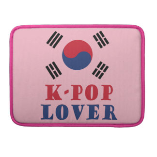 K-Pop Lover Macbook Pro Sleeve