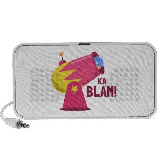 Ka Blam iPod Speakers