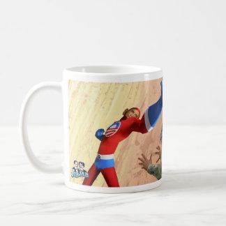 Ka-chaaa! Classic White Coffee Mug