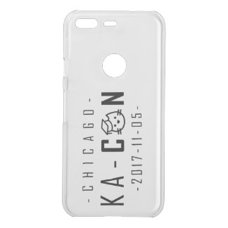 KA-Con Phone Case Black Logo