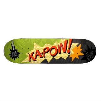 KA-POW! board Skateboard Deck
