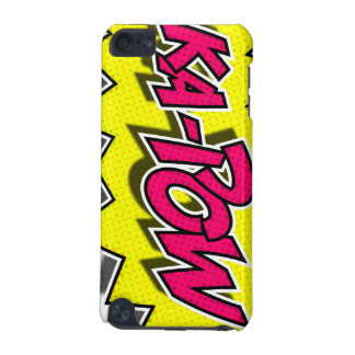 KA-POW iPod Touch Case