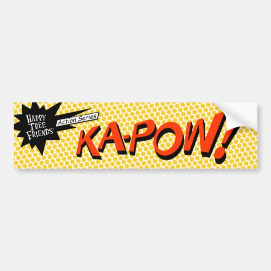 KA-POW! sticker