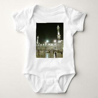 Kaaba Kaba Mecca Mecca Islam Allah Muslim Muslim Baby Bodysuit