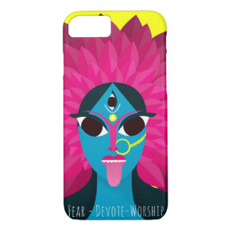 Kaali Ma - Goddess of Power iPhone 7 Case