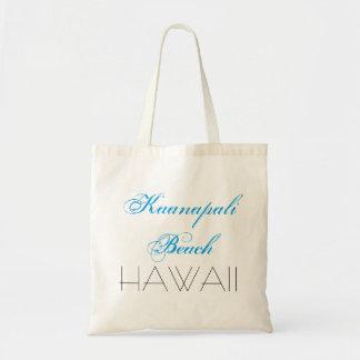 Kaanapali Beach HAWAII funny customizable Tote Bag