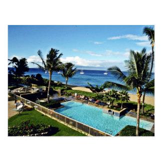 Kaanapali Resorts - Maui Postcard