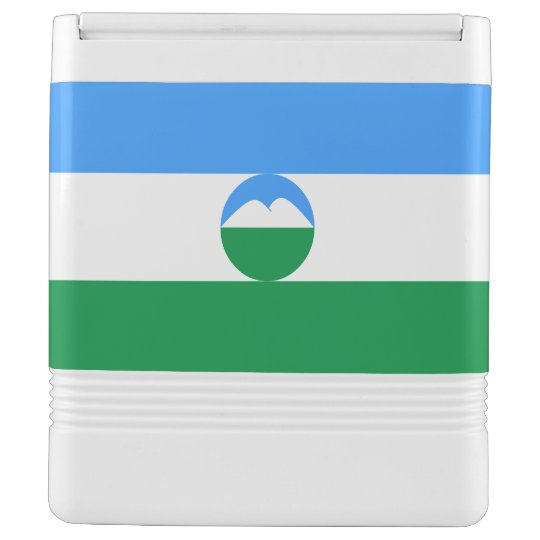 Kabardino-Balkaria Flag