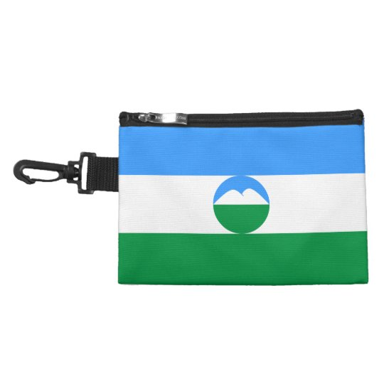 Kabardino-Balkaria Flag Accessory Bag