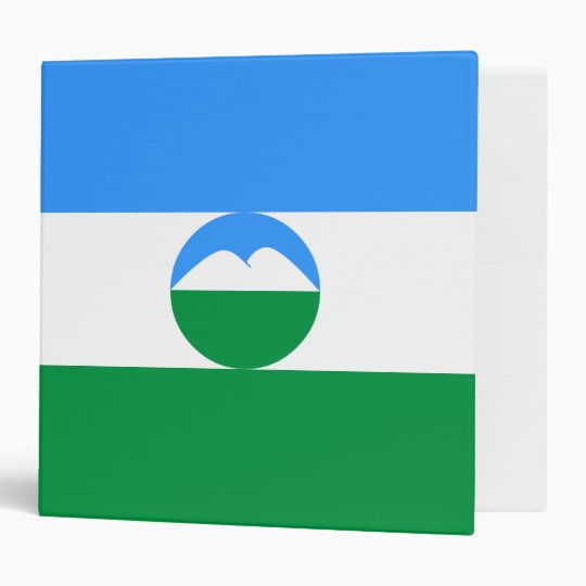 Kabardino-Balkaria Flag Binders