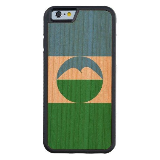 Kabardino-Balkaria Flag Cherry iPhone 6 Bumper