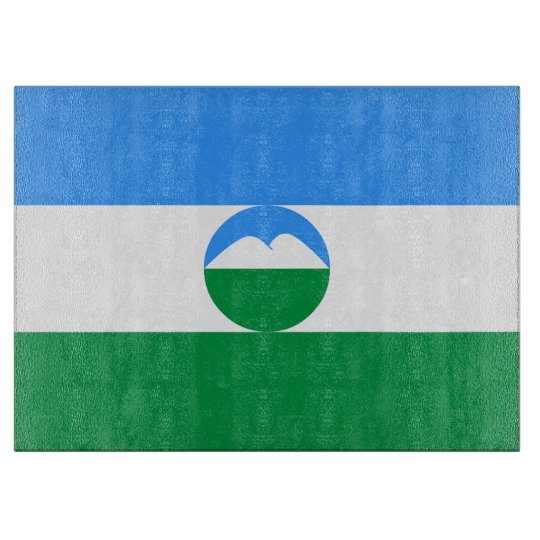 Kabardino-Balkaria Flag Cutting Boards