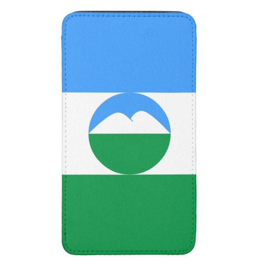 Kabardino-Balkaria Flag Galaxy S5 Pouch