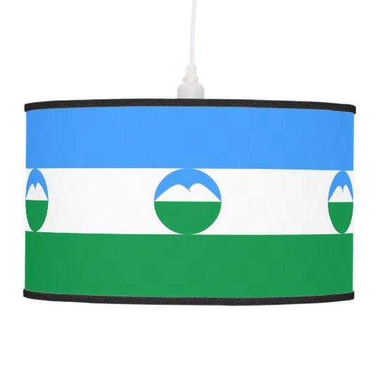Kabardino-Balkaria Flag Hanging Pendant Lamps