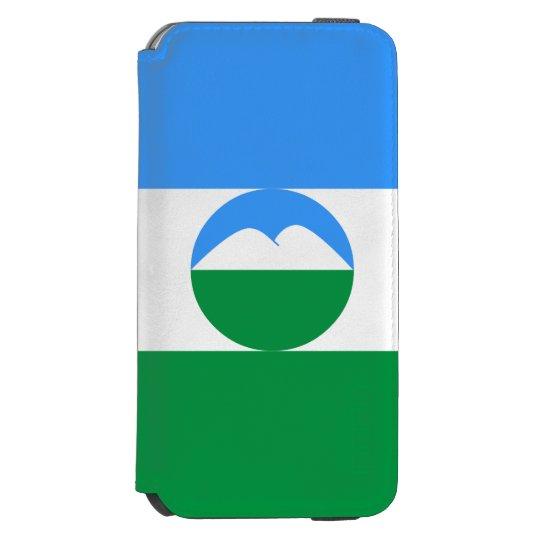 Kabardino-Balkaria Flag Incipio Watson™ iPhone 6 Wallet Case