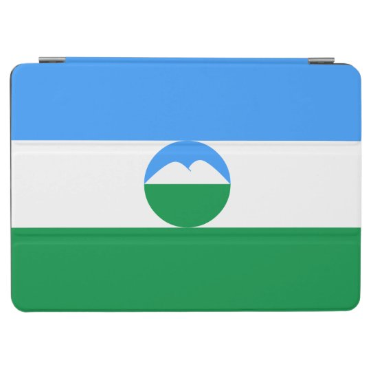 Kabardino-Balkaria Flag iPad Air Cover