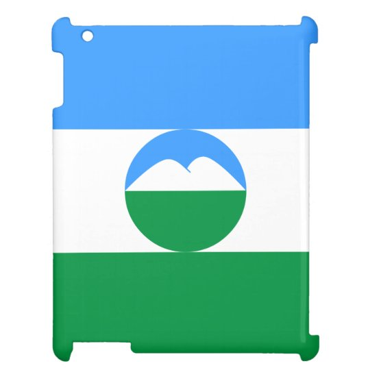 Kabardino-Balkaria Flag iPad Cover