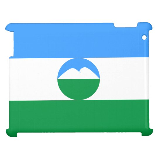 Kabardino-Balkaria Flag iPad Cover
