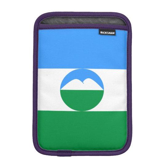Kabardino-Balkaria Flag iPad Mini Sleeve