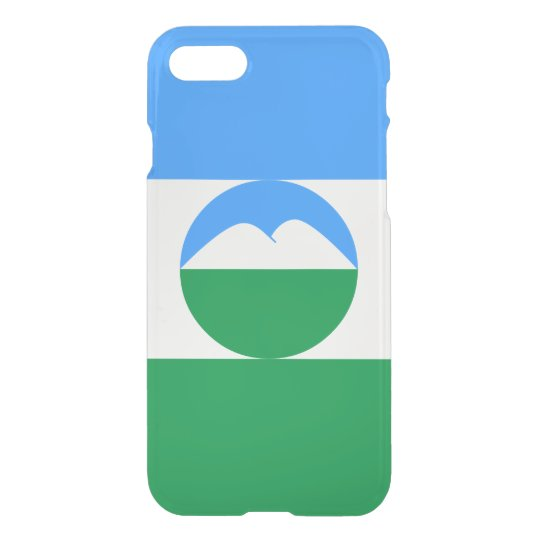 Kabardino-Balkaria Flag iPhone 7 Case