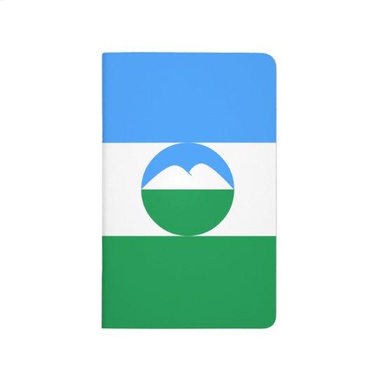 Kabardino-Balkaria Flag Journal