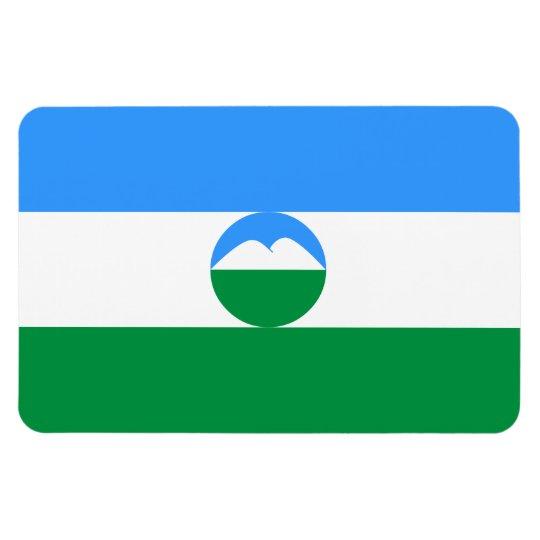 Kabardino-Balkaria Flag Magnet