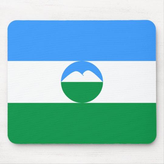 Kabardino-Balkaria Flag Mouse Pad