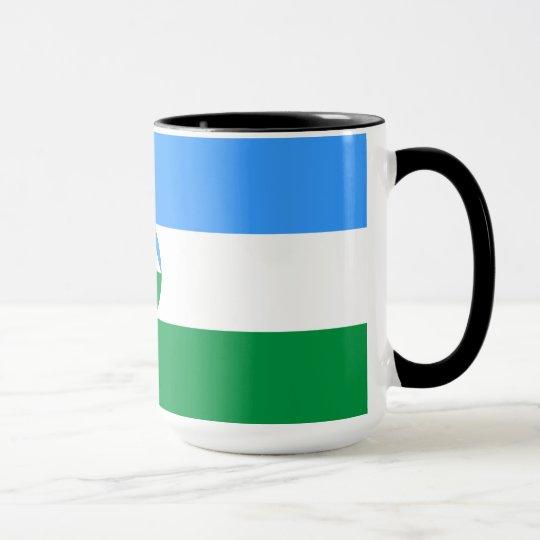 Kabardino-Balkaria Flag Mug