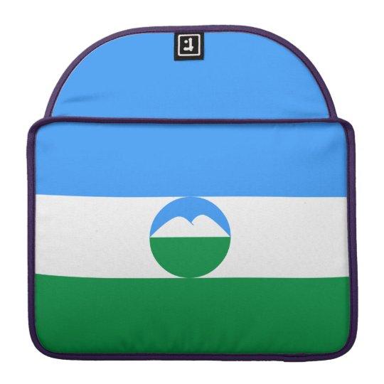 Kabardino-Balkaria Flag Sleeve For MacBooks