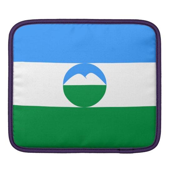 Kabardino-Balkaria Flag Sleeves For iPads